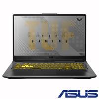 ASUS TUF Gaming A17 FA706IH-0021A4800H 幻影灰華碩薄邊框軍規電競筆電