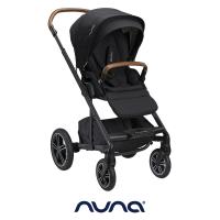 【nuna】MIXX NEXT手推車-黑色(嬰兒手推車)