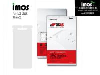 """""""扛壩子"""" imos官方授權總經銷 免運 IMOS 3SAS LG G8S ThinQ 螢幕保護貼雷射切割完美貼合"""