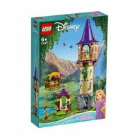 【領券滿額折50】樂高LEGO 43187 迪士尼公主系列 樂佩公主的高塔