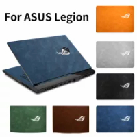 Leather Laptop Case ROG Republic of Gamers Strix 17 For ASUS TUF Gaming Zephyrus 16 Inh Touch Bar For G14 G15 Sticker Skin Cover
