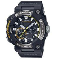 刷卡滿3千回饋5%點數|CASIO卡西歐 G-SHOCK 電波/藍牙/太陽能電力 蛙人錶/潛水級防水/GWF-A1000-1A/3.3mm