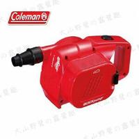 【露營趣】新店桃園 Coleman CM-21937 電池幫浦 充氣幫浦 打氣機 適用 充氣床墊 露營睡墊