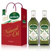 【Olitalia奧利塔】特級初榨橄欖油超值料理組(1000mlx12瓶)
