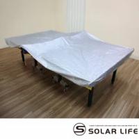 桌球桌罩(桌球台防曬套乒乓球台防塵罩撞球檯防水蓋布撞球桌)
