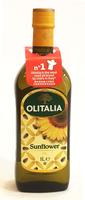 奧莉塔頂級葵花油 1公升/瓶 (義大利原裝進口)