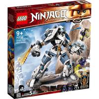 LEGO 71738 炫風忍者系列 冰忍的鈦機械人之戰【必買站】樂高盒組