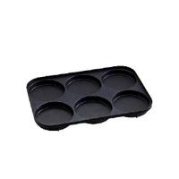 【日本BRUNO】六格式料理盤 (電烤盤配件)BOE021-MULTI 公司貨