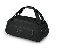 【【蘋果戶外】】Osprey DAYLITE DUFFEL 30 黑【30L】多功能裝備袋/後背包.手提袋旅行袋行李袋 出國打工度假