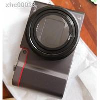 【現貨+免運】♈☬❀松下LX10相機鋼化膜110屏幕保護膜ZS100/220貼膜ZS80玻璃UV鏡頭膜