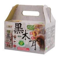 【歐典生機Odean】養生黑木耳12入禮盒(全國唯一榮獲健康食品認證黑木耳飲)