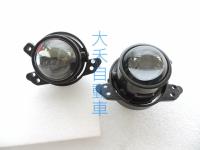 大禾自動車 專用魚眼霧燈可直上不用改 適用 BENZ 賓士 SMART 斯瑪特 INFINITI 無限