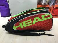Head Elite Monstercombi 12入 網球拍袋