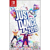 任天堂 NS Switch Just Dance 2019 舞力全開 2019 英文字幕