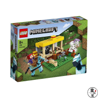🍓童话屋🍓樂高(LEGO)積木我的世界玩具21171馬廄