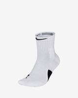 [ALPHA] NIKE ELITE MID SX7625-100 籃球菁英中筒襪