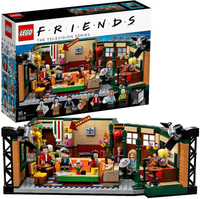LEGO 樂高 創意系列 中央公園 21319 美國電視劇 朋友 播放25周年紀念套裝