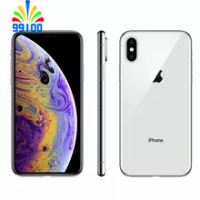 """Used Unlocked Cell Phone Apple iPhone XS Max 6.5"""" 4GB+ 64GB/256GB IOS Smartphone Hexa Core A12 NFC LTE"""