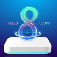 安博盒子 UBOX8 最新款第八代 台灣現貨 保固一年 純淨版