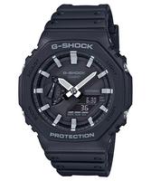 CASIO【卡西歐】G-SHOCK系列 指針/數位雙顯電子錶(GA-2100-1A)