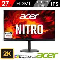 【Acer 宏碁】XV272U KV IPS 27型電競螢幕