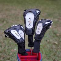 💋全場免運💋XXIO高爾夫木桿套 桿頭套 帽套球桿保護套 XX10球頭套高爾夫球桿