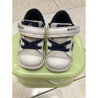 二手童鞋moonstar鞋碼14(無外盒)