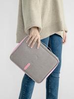平板收納包 2021新款iPad收納袋適用pro10.5內膽包air2平板電腦包10.9老款iPad12.9/9.7寸11英寸m3matepad保護套