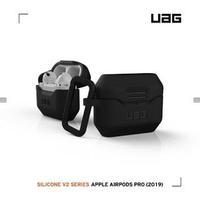 【UAG】AirPods Pro 耐衝擊防塵保護殼V2-黑(UAG)