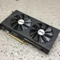 Sapphire RX580 RX590 2048SP, Dylan RX580, Xunjing RX580, ASUS RX580, second-hand