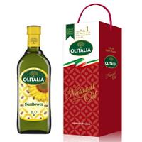 【史代新文具】奧利塔Olitalia 1000ml 頂級葵花油