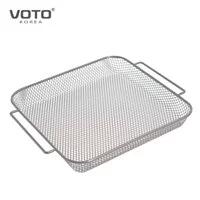 【韓國 VOTO】14L氣炸烤箱專屬配件不鏽鋼細網籃 CAMB