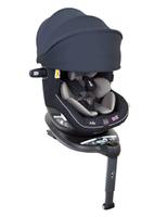 【愛吾兒】奇哥 Joie i-Spin 360™ 0-4歲全方位汽座 頂篷版-藍色(JBD06300N) i-Spin360 Canopy