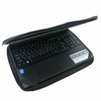 【Ezstick】ACER Aspire E15 ES1-533 15吋L 通用NB保護專案 三合一超值電腦包組(防震包)
