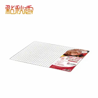 【點秋香】正304不鏽鋼密格燒烤網 36x52cm