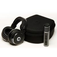 個人專屬 用過都稱讚【idol K8 PRO有線麥克風+HiFi全罩耳機組】 兩色可選 線上錄音必備 雙音源輸入  有保