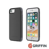 【Griffin】iPhone SE 第2代 /iPhone 7/iPhone 8 Survivor Prime 真皮防摔保護套(保護殼)