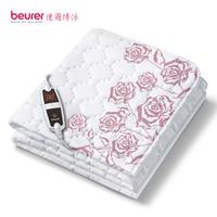 【德國博依 beurer】銀離子抗菌床墊型電毯-150x80 cm (單人定時型) TP60