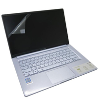 【Ezstick】ASUS Vivobook S14 S403 S403FA 靜電式筆電LCD液晶螢幕貼(可選鏡面或霧面)