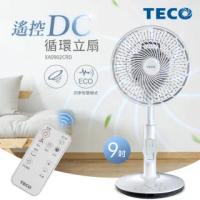 【TECO東元】9吋遙控DC節能循環扇/立扇(XA0902CRD)