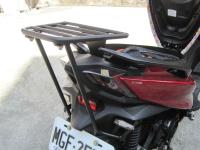 後行李箱架 光陽 雷霆S Racing S 150 後架 雷霆 S 150 安裝需割避震器旁的塑膠殼  台灣製造 摩斯達精品【老虎摩配】