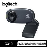 【Logitech 羅技】C310 HD 網路視訊攝影機 Webcam