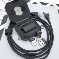 現貨★原裝羅技G903 G502 G703 GPW Gpro無線側鍵配件充電線配重接收器