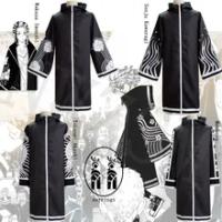 Tokyo Revengers Bonten Áo Cosplay Senju Kawaragi Trang Phục Bông Tai Takeomi Akashi Wakasa Imaushi Bà La Môn Hào Kimono Áo Dây