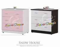 ╭☆雪之屋居家生活館☆╯AA531-05&R500-01/02/03塑鋼三斗櫃/置物櫃/收納櫃