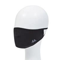 【KAPPA】時尚舒適運動口罩 非醫療用(黑 341589W005)