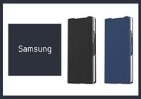 【Araree】 Samsung Galaxy Z Fold2 / Z Fold2 5G 翻頁式皮套 (公司貨-盒裝)