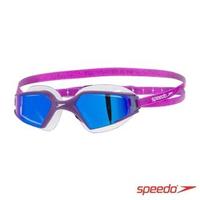 【SPEEDO】成人進階泳鏡Aquapulse Max 2 鏡面(莓紫)
