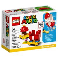 【領券滿額折50】樂高LEGO 71371   瑪利歐系列 螺旋槳瑪利歐Power-Up套裝