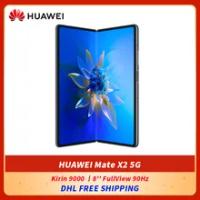 DHL ฟรี HUAWEI Mate X2 5G สมาร์ทโฟน8 ''FullView 90Hz OLED พับหน้าจอ Kirin 9000 Octa core 50MP Ultra Vision Camer